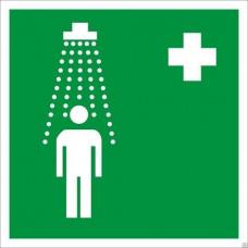 EC03 Пункт приема гигиенических процедур (душевые) (на плёнке)